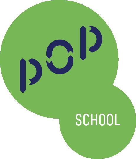 logo POP School