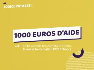 Aide 1000 euros